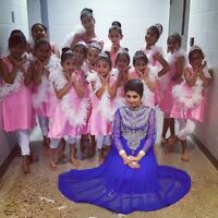Bollywood, Modern and Classical Dance Class: Kids to Adults