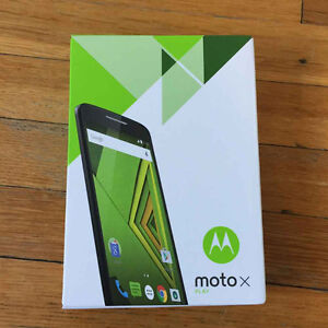 Moto X Play, 21 MP camera , 2GB RAM, Brand New Sealed Unlocked