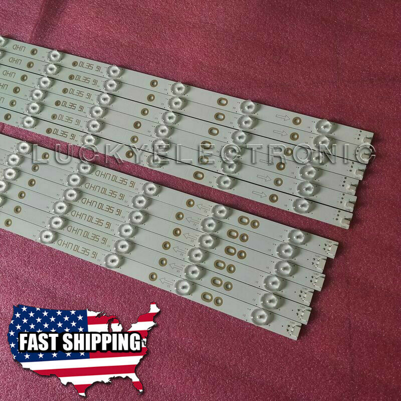 12PCS LB70006 LED Backlight Strips for VIZIO E70-E3 LFTRVRCT E70-E3 LFTRVRAS