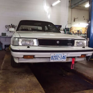 1990 Toyota Cressida MX83 1UZFE(V8) manual swapped
