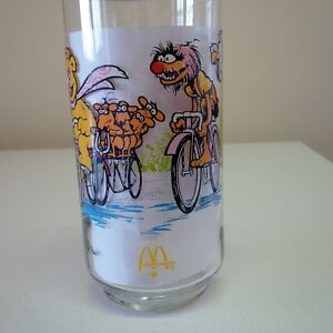 McDonalds Great Muppet Caper Glasses  1981 Kitchener / Waterloo Kitchener Area image 8