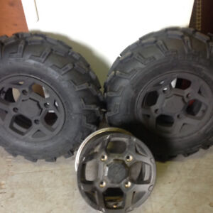 Tires for Polaris or razor