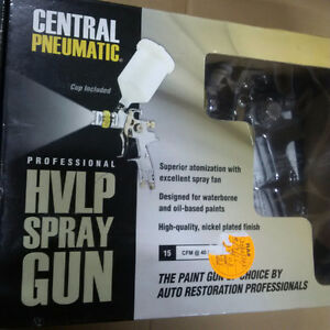 For parts 20 oz. Professional HVLP Gravity Feed Air Spray Gun Kitchener / Waterloo Kitchener Area image 2