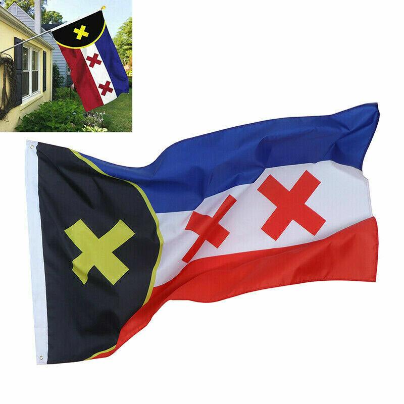 Lmanberg Flag Any Size 3x5ft Flying Banner Polyester Lmanburg SMP Dream US