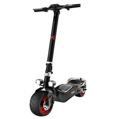 Cecotec Patinete eléctrico Bongo Serie Z Red. Potencia máxima 1100 W, Batería...