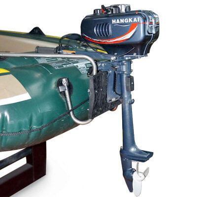 3.5HP 2 Stroke 40cm Short shaft Outboard Motor Boat Engine CDI Ignition System