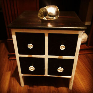 very small cute cabinet