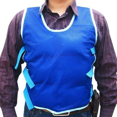 Summer Cooling Vest With 24PCS Ice Packs And 2 Insulated Bag Summer ICY Cooling
