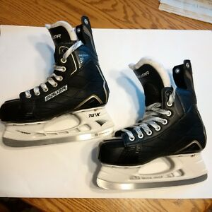 Bauer Nexus 400 Boys Hockey Skates - Worn 1 time. Immaculate!