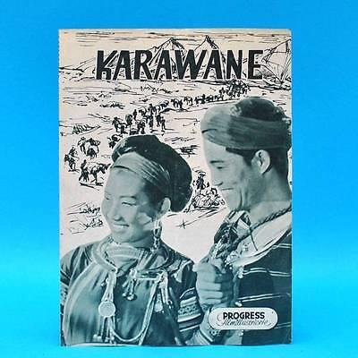 "635 Progress-Filmillustrierte 90/1956 ""Karawane"" DDR Feng Chi"