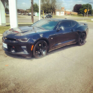 2016 Camaro 2SS package with cosmetic upgrades