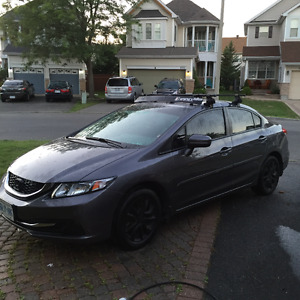 2014 Honda Civic EX Sedan (Mainland Driven)