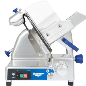 "Vollrath 40952 12"" Heavy Duty Meat Slicer w/ Safe Blade Removal Kitchener / Waterloo Kitchener Area image 2"
