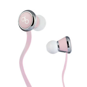Monster Beats By Dr. Dre Diddy Beats In-Ear Headphones Pink NEW
