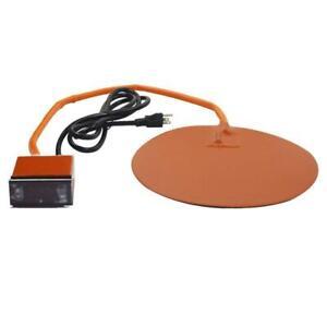 Used 6inch/15cm Vacuum Chamber Heat Pad#021160