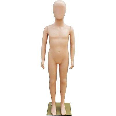 Mn-252 Abstract Egghead Unisex Child Kid Children Teen Mannequin 4 3.25