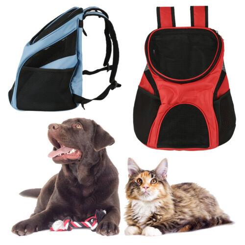 Hundtasche Hunderucksack Hunde Katzen Pet Rucksack Tragetasche Reise 2 Farben GB