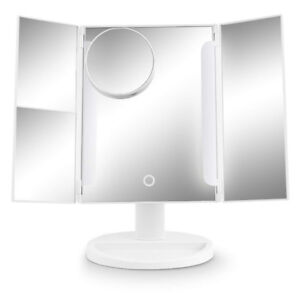 Vanity Mirror with Lights, Lighted Cosmetic Makeup Mirror with 3