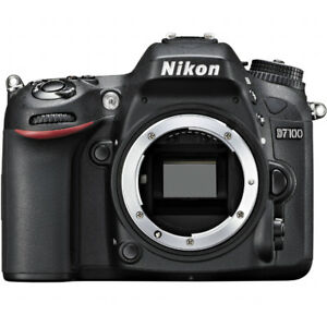 Nikon D7100 with 18-55mm & 18-200mm Lens