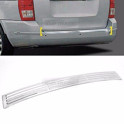 Chrome Silver Rear Bumper Accent Cover Molding C819 for KIA 2006 - 2014 Sedona