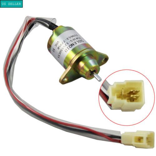 kubota fuel shut off solenoid wiring diagram mins fuel shut off solenoid wiring diagram #2