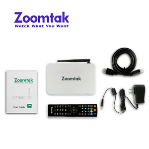 Zoomtak T8H Internet TV streaming box