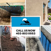 Jconomy - Concrete Repairs and Resurfacing - Fort McMurray