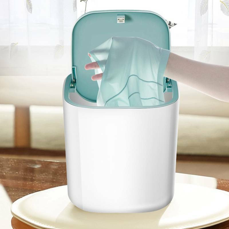 Foldable Mini Washing Machine Laundry Clothes Cleaner for Ho