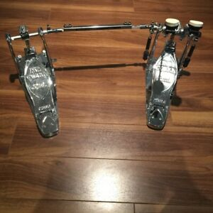 TAMA LIMITED EDITION IRON COBRA DOUBLE BASS PEDAL (CHROME)