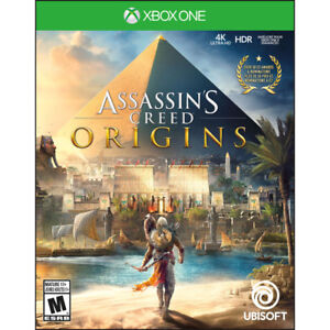 Assassin's Creed Origins pour Xbox One