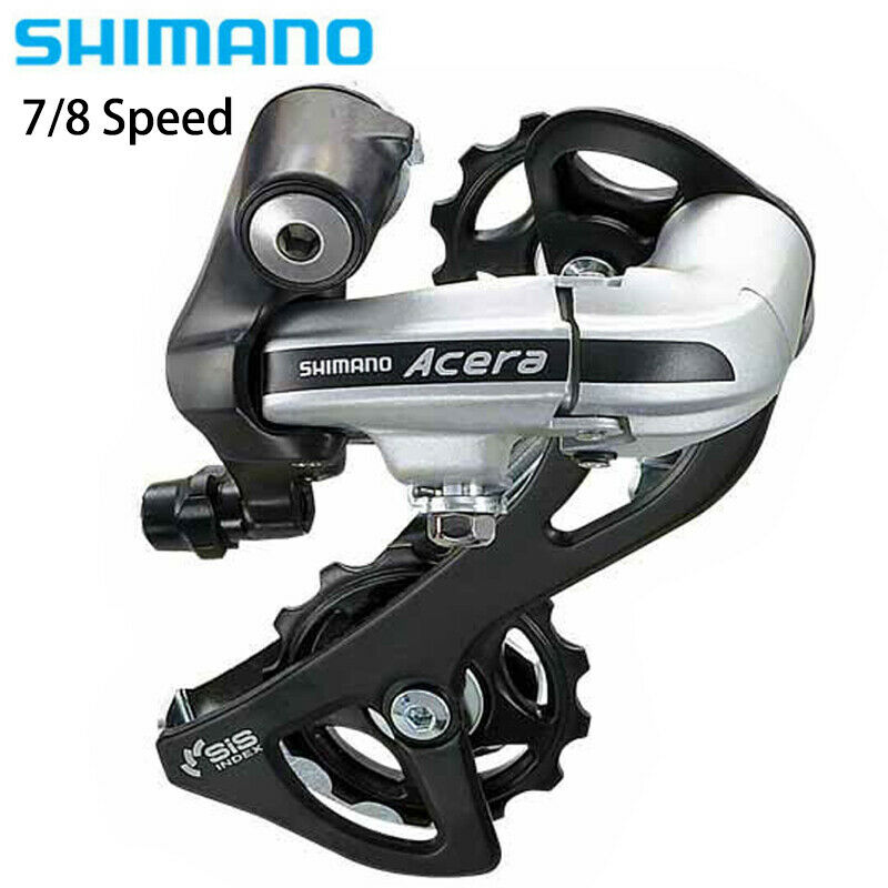 Shimano RD-TY21 6//7 Speed Mountain Bike Bicycle Rear Derailleur Long Cage US