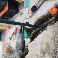 PLUMBING SPECIALIST ROUGH IN RESIDENTIAL IN
