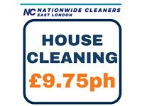 REGULAR DOMESTIC CLEANING - £9.75PH. WEEKLY OR FORTNIGHTLY. PROFESSIONAL HOME CLEANING, IRONING