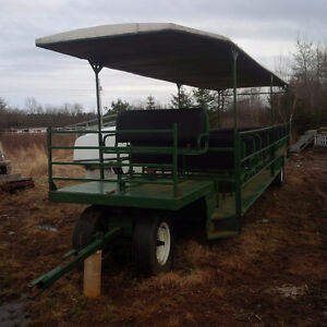 HORSE DRAWN PEOPLE MOVER FOR SALE @ ADHS