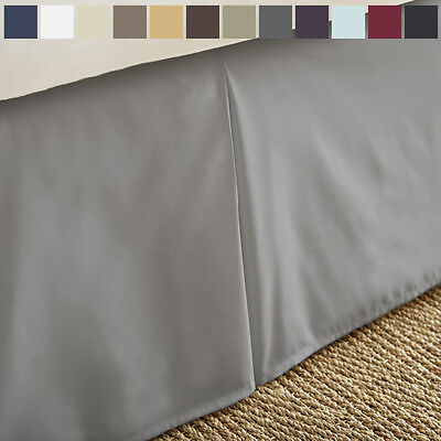 Premium Luxury Hotel Quality - Bed Skirt - The Home Collecti