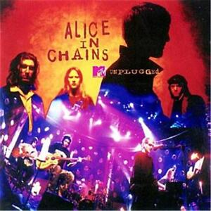 ALICE IN CHAINS MTV UNPLUGGED CD NEW