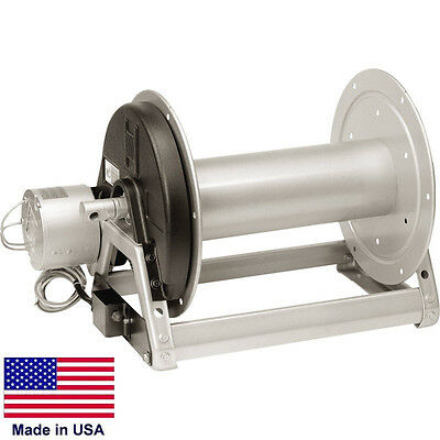 Pressure Washer Sprayer Electric Hose Reel - 500 Ft 38 Or 375 Ft 12 Id 12v