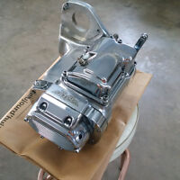Rebuilt 2007 Ultima polished 6 speed transmission