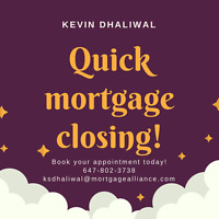 Mortgage closings in Kingston and surrounding areas!