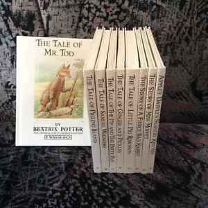 Beatrix Potter story books London Ontario image 1