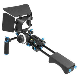 Video Stabilizing Rig Camera Camcorder Stabilisateur 2073