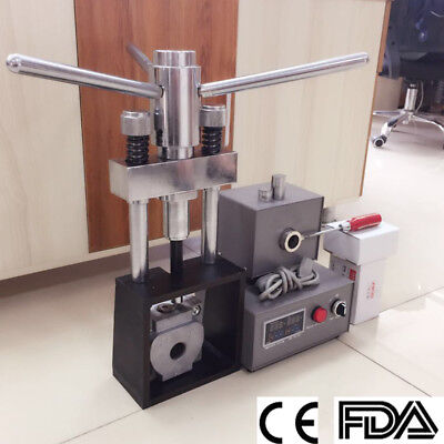 Fda Dental Flexible Denture Machine Dentistry Injection Partial System Equipment