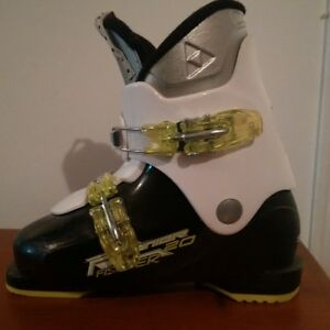 Fisher junior ski boots