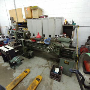 Metal Engine Lathes (Hobby, Industrial)