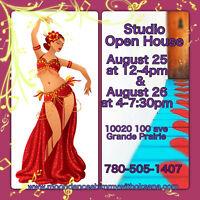 Dance Studio Open house