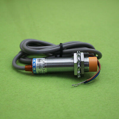Approach Sensor Cylindrical Capacitive Proximity Switch Npn No Dc 6-36v 1-10mm