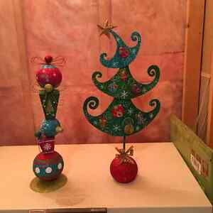 Funky Christmas accents