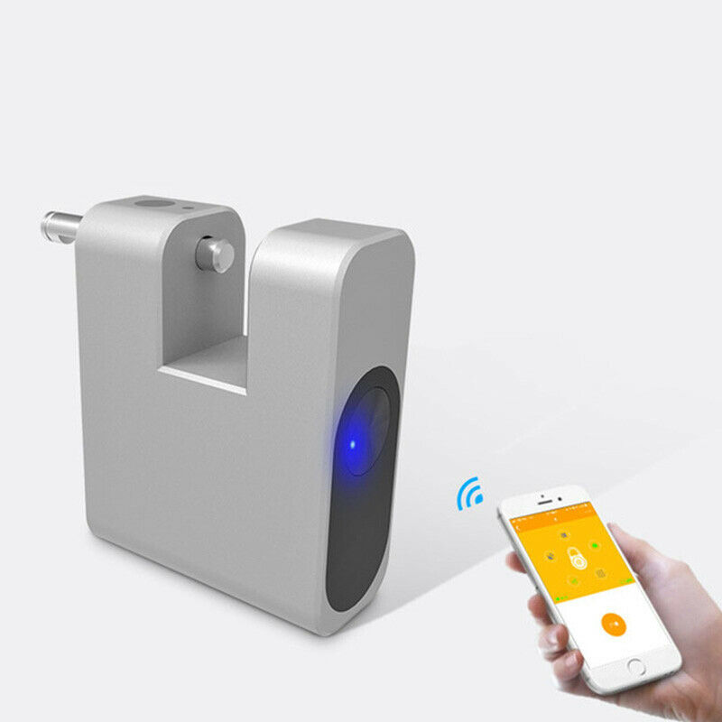 Smart App Bluetooth Control Mini Safety Lock For Bag Luggage Suitcase Locker