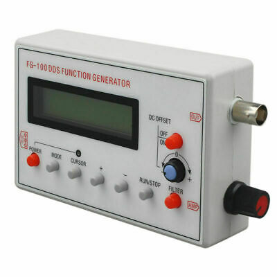Dds Function Signal Generator Sinetrianglesquare Wave Frequency 1hz-500khz C