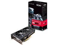 Sapphire RX480 / RX 480 Nitro+ OC 8GB / Perfect for Gaming - Mining
